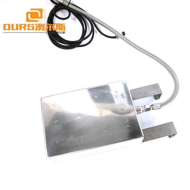 1000W Immersible Underwater Ultrasonic Vibration Transducer Pack For Cleaning Tank