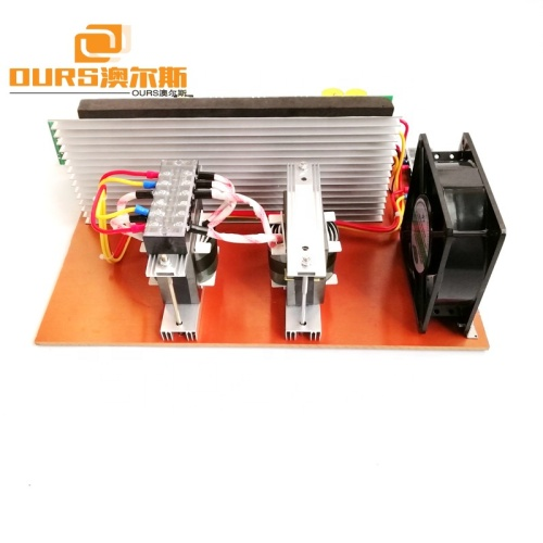 600Watts 40KHz Ultrasonic Generator Circuit PCB For Industrial Ultrasonic Cleaning Machine