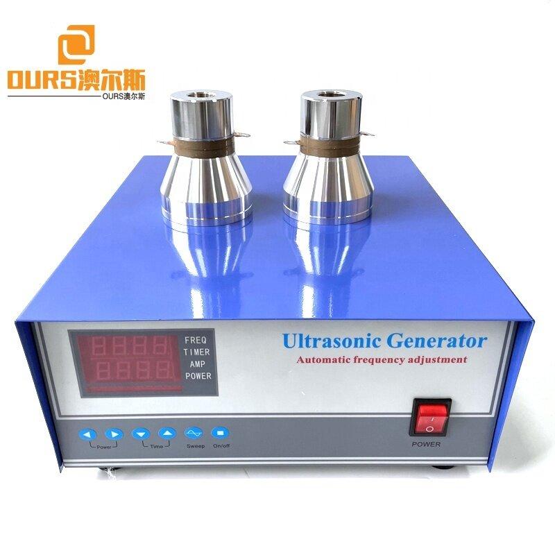 28K 40K High Quality LCD Ultrasonic Sonicator Generator As Industrial Cleaning Machine Water Bath Engine