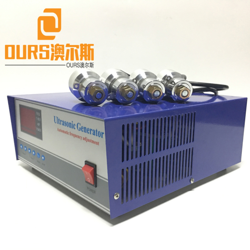 28K/40K 3000W Digital Ultrasonic Power Generator With Frequency,Power And Timer Adjusting For Ultrasonic Cleaning Parts