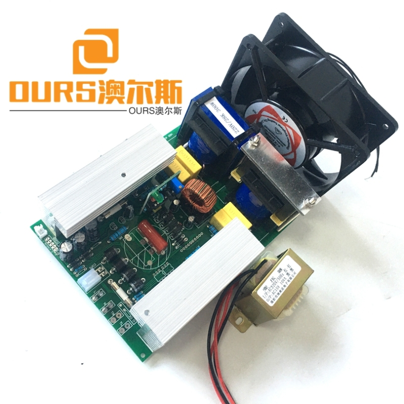 500W 20KHZ-40KHZ Ultrasonic Generator PCB Driver Circuit Board CE type (display board with timer and power adjustable)