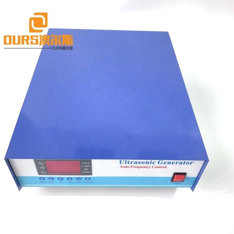 Factory Customized Indsutrial Cleaning Ultrasonic Generator Multi Frequency Ultrasonic Cleaning Generator 28K/60K/70K/84K