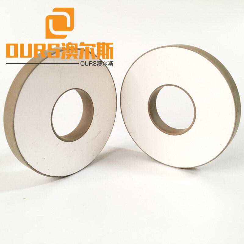 50X17X5mm piezoelectric ring ceramic for Ultrasonic Plastic Fabric Mask