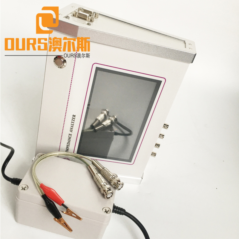 AC100V-AC250V 50-60Hz 30W High Precision Portable Ultrasonic Impedance analysis of ultrasonic transducer