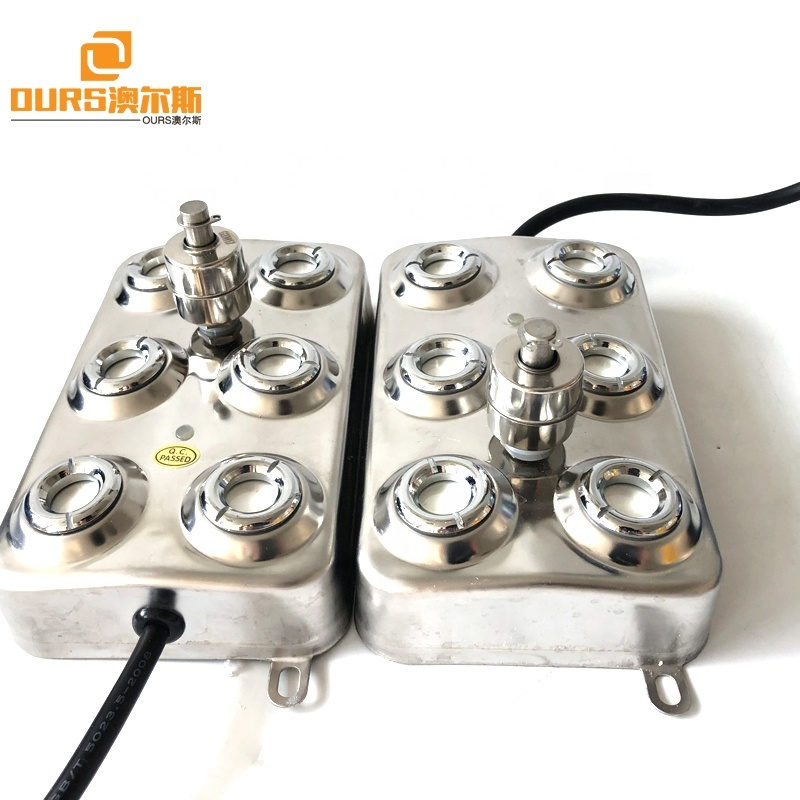 12 Heads Industrial Fogger Humidifier With Generator Ultrasonic Air Humidifier Transducer Atomizer Mist Maker