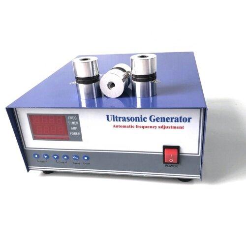 1800W High Power Ultrasonic Generator Ultrasonic Washing Generator For Parts Precision Cleaning