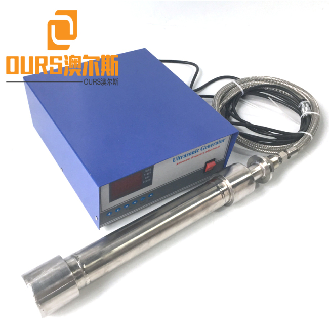 ultrasonic reactor sonochemistry 1000Watt Sonochemical Reaction and Synthesis ultrasonic reactor equipment