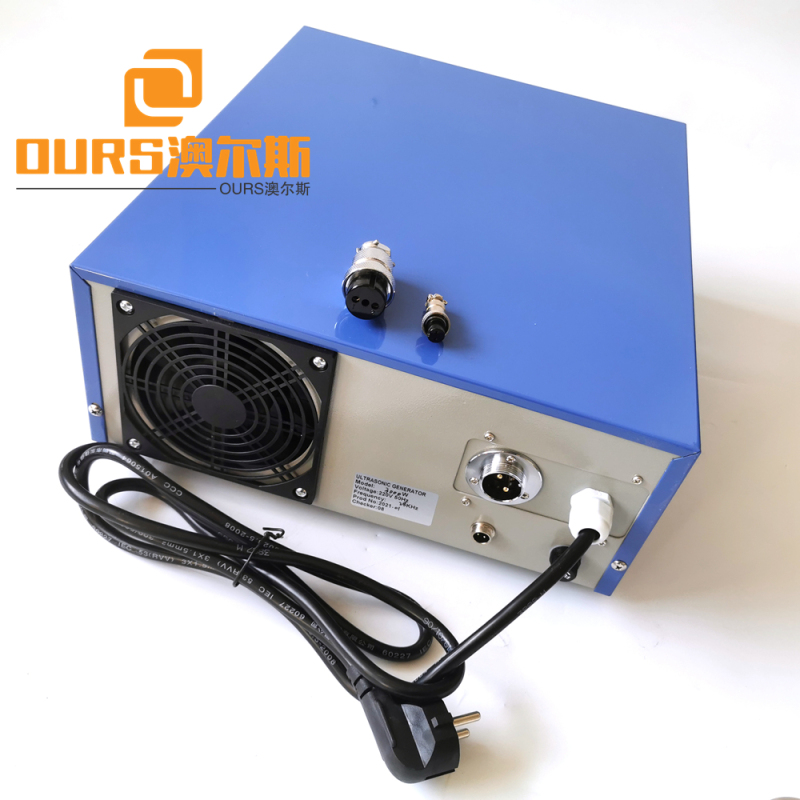 High Frequency 135khz Reliable Digital Ultra Sonic Generator For Driving Ultrasonic Transducer