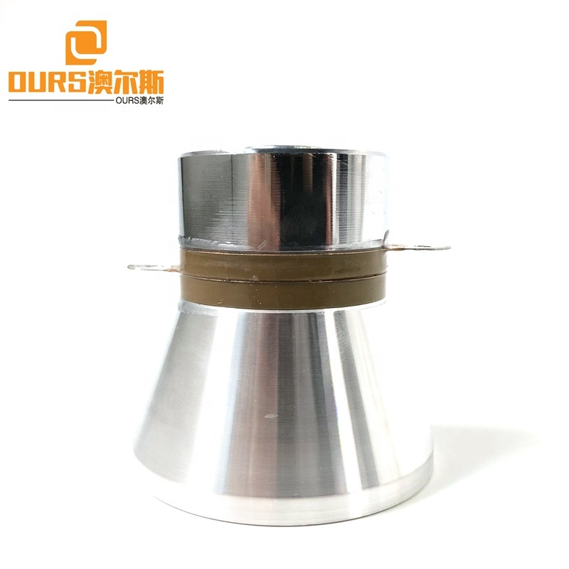 Industry Cleaning Products Ultrasonic Cleaning Piezo Transducer Accessories 28K/40K/122K Multi Frequency Ultrasonic Transducer