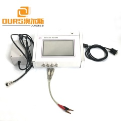 Ultrasonic Impedance Analyzer With Touch Screen Mode, Ultrasonic Transducer Frequency Tester 1KHz-1MHz