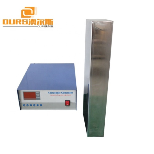 20-40KHz Customized Ultrasonic Submersible Transducer Immersible Ultrasonic Transducer Pack 300-7000W
