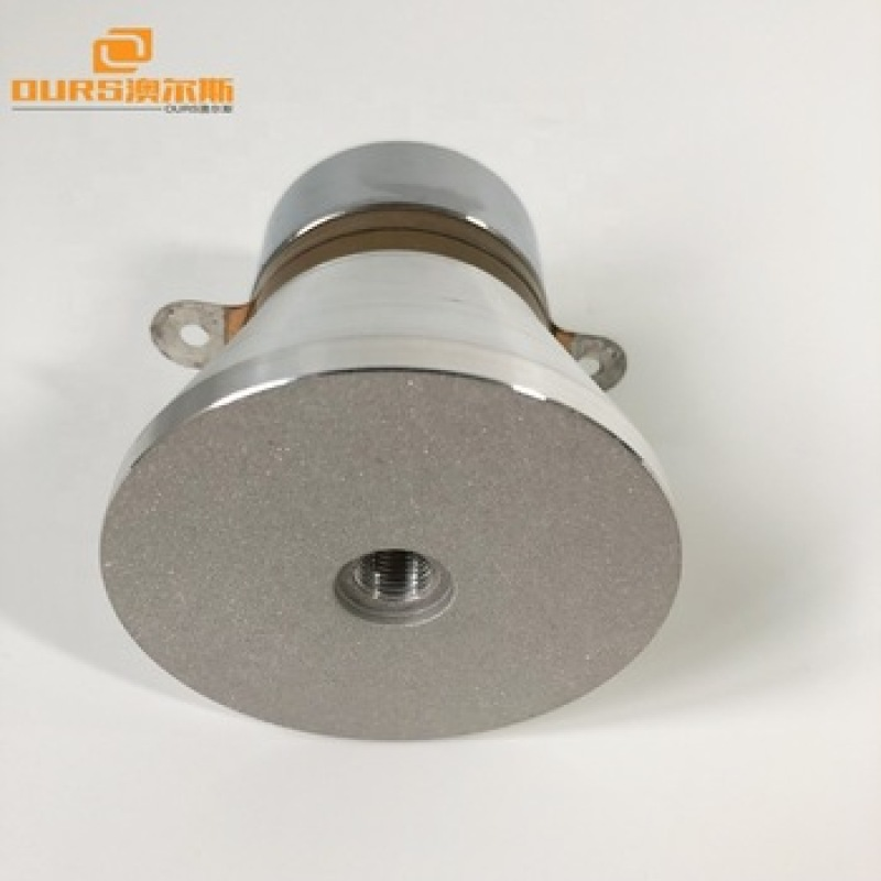 28KHZ 60 watt Ready to Ship In Stock China supplier 40khz piezoelectric ultrasonic transducer for cleaning