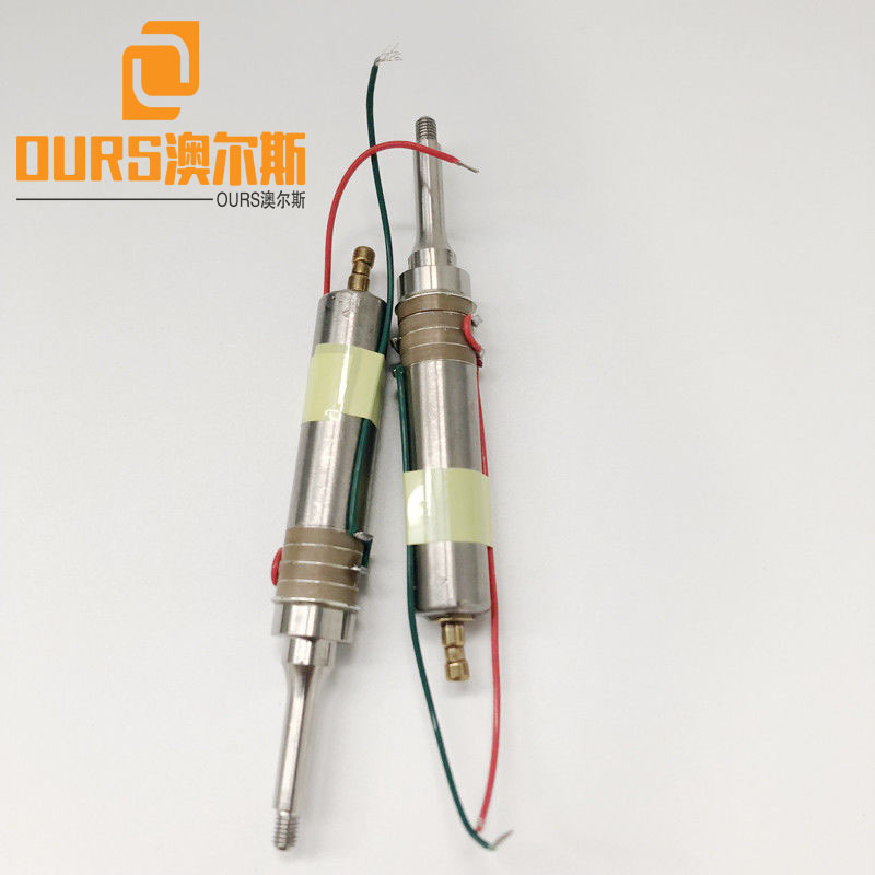 2019 OURS Product 20W 30khz 4piece piezo ceramic ultrasonic dental scaler transducer for home use