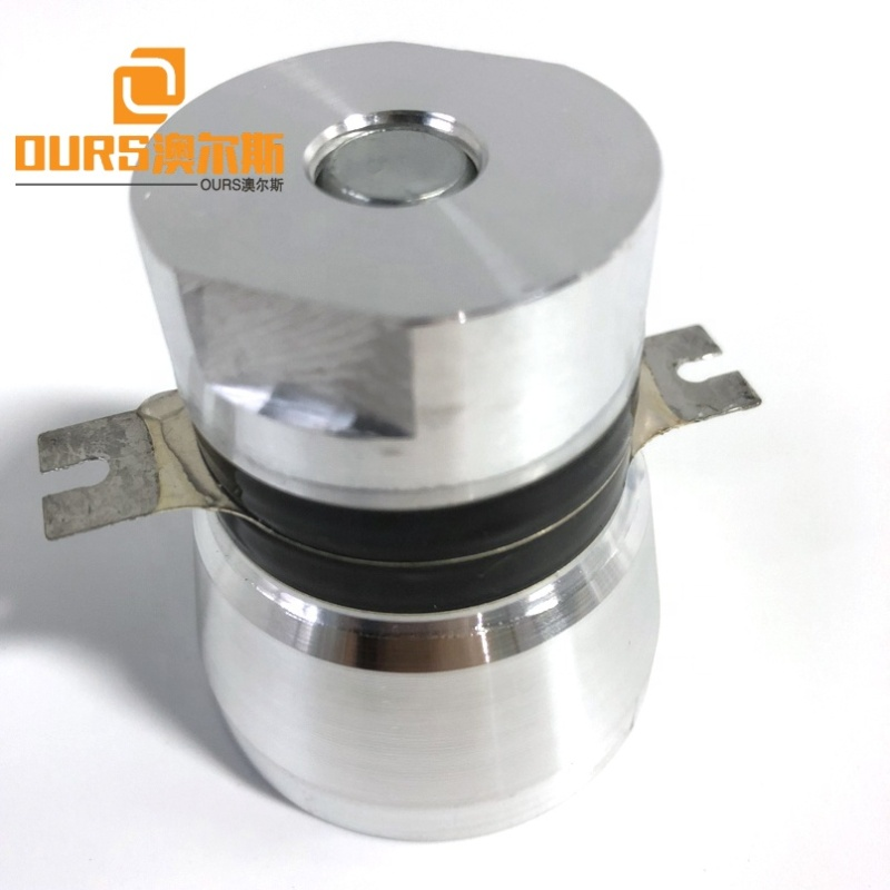PZT4 Piezoelectric Ultrasonic Accessories Ultrasonic Transducer 40K 50W Water Cleaner Bath Ultrasonic Sensor/Transducer/Vibrator