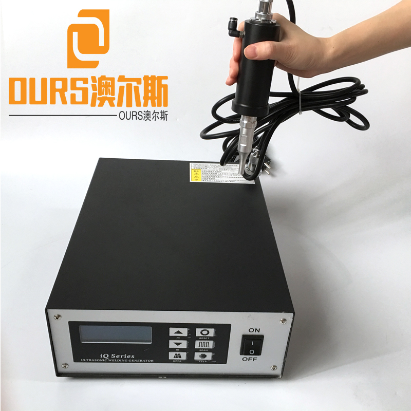 28KHZ Widely Used Ultrasonic Spot Welding Machine for Auto Tail Fins