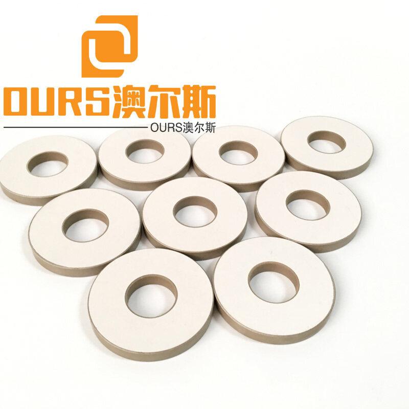 50X20X5mm Ultrasonic Piezoelectric Ceramic Rings For Ultrasonic non-woven fabric welding machine