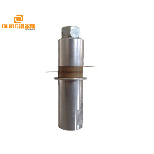 15K 2500W Electronic Ultrasonic Transducer For Welding Plastic To Metal