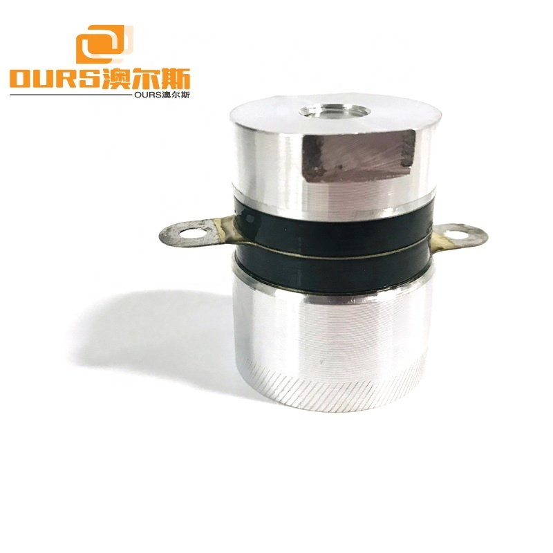 High Frequency Vibration Sensor For Cleaning 54KHz 35W Ultrasonic Transducer