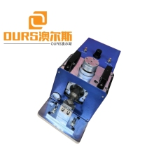 Factory Supply 20KHZ 2000W Frequency Automatic Tracking Ultrasonic Electrical Wire Splicing And Joint Spot