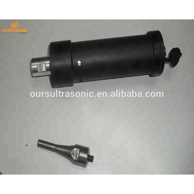 1500w Ultrasonic spot welding machine and ultrasonic welding generator with horn