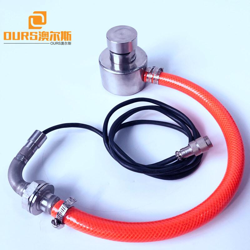 100W/33khz ultrasonic vibration of transducer and generator in ultrasonic vibrating screen