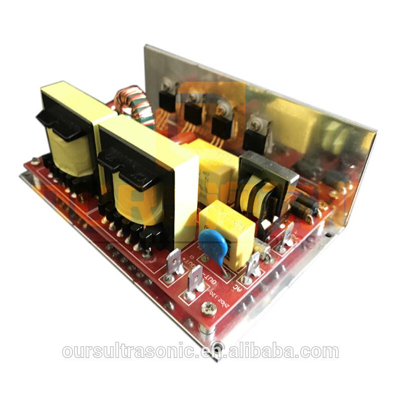 500W  Superior Performance Ultrasonic PCB Generator Circuit