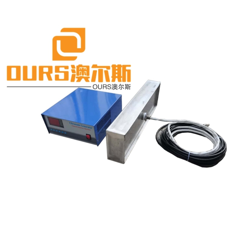 20khz/25khz/28khz/40khz 5000W Degreasing Tank Bottom Waterproof Immersible Ultrasonic Transducer For Cleaning Auto Parts