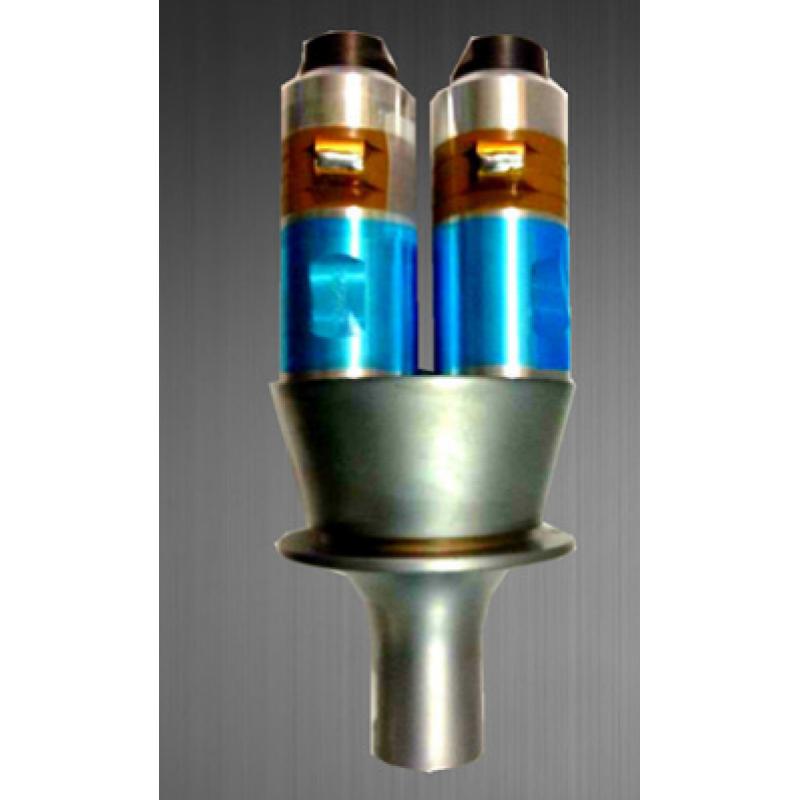 2600W  automatic ultrasonic plastic automatic welding machine Ultrasonic welding generator 20KHZ