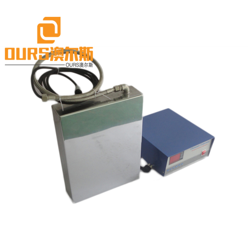 1000W Top Mounted Stainless Steel 316 Immersible Ultrasonic Cleaner For Industrial Cleaning