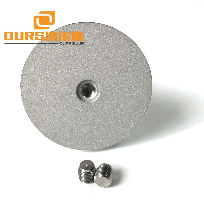 Piezoelectric Material  Multi-Frequency 20K/40K/60K  Ultrasound Cleaning  Transducer  Industrial Electronic Components