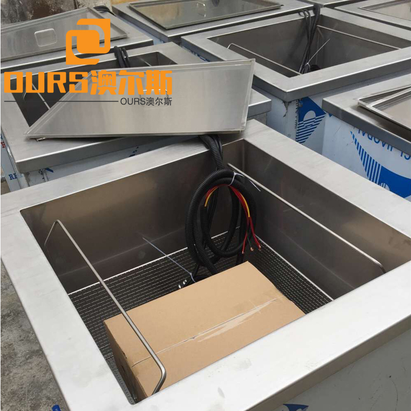 50L 2500W Ultrasonic mold electrolytic cleaning machine for ultrasonic cleaning machine