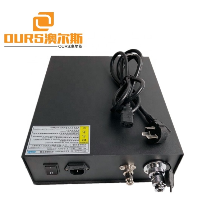 1000W Digital Ultrasonic Sound Generator to driver plastic welding for sale
