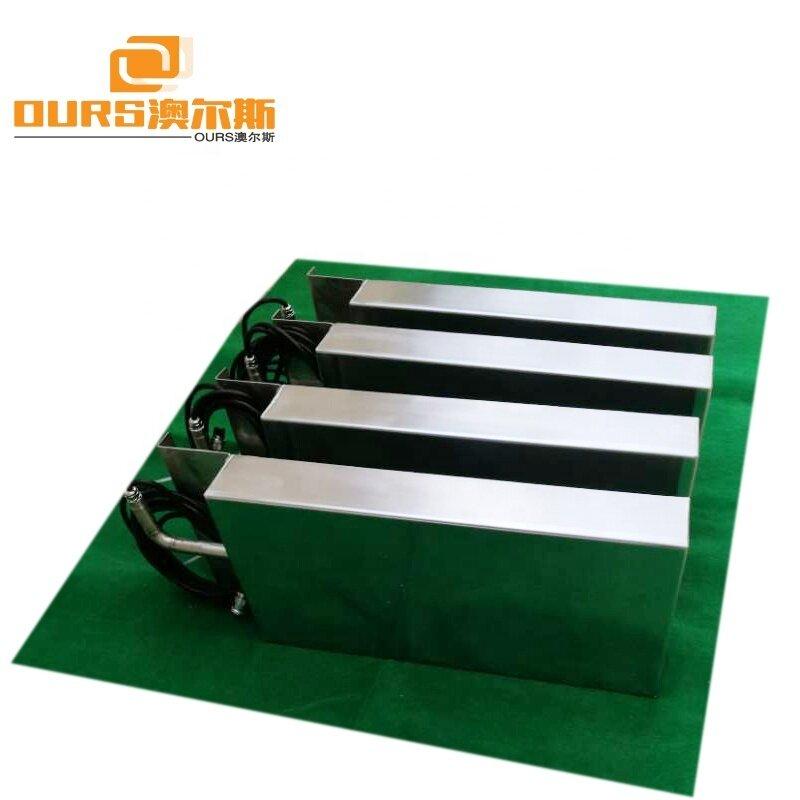 Immersion Ultrasonic Cleaner 40KHz Ultrasonic Transducer Pack SS316L