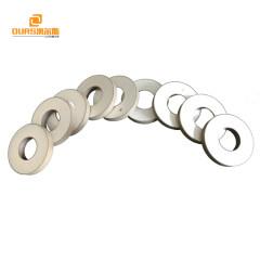 Ultrasonic Piezo Element,50*20*6.5mm piezoelectric ceramic ring PZT8