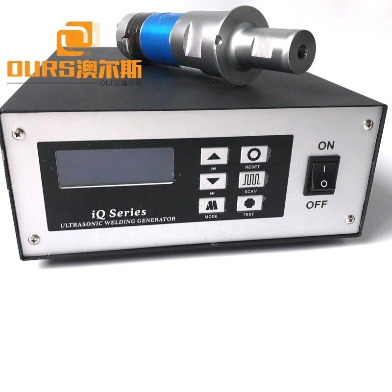 15KHz/20KHz Ultrasonic Face Masking Machine Parts Ultrasonic Welding Transducer 1500W-2000W
