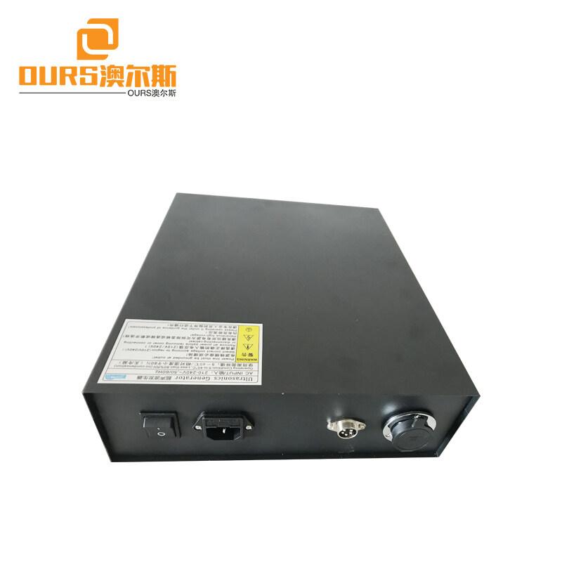 28KHZ800W Spot ultrasonic welding machine generator and welding transducer