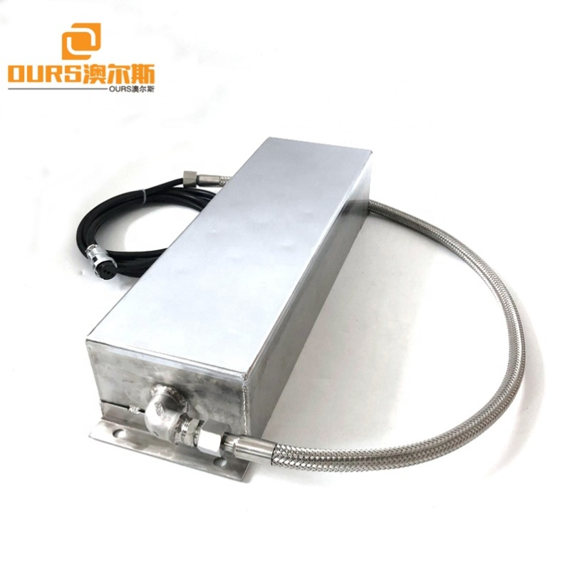 28KHZ 40KHZ High Power 3000W Submersible Ultrasonic Cleaner Transducer Pack Generator For Electroplating Accessories Cleaning