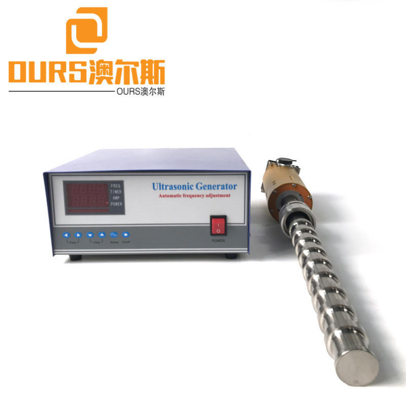 1500W 20KHZ Increase Emulsion Stability Ultrasound Biodiesel Production And Analysis
