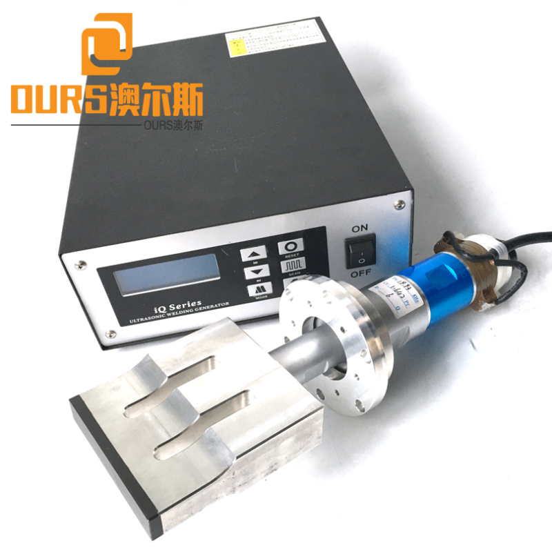 Best-selling Turkey and India 20khz 2000w Outside Ear Loop Welding Generator for Face Mask