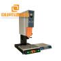 1000w -2000w Ultrasonic Booster Welding Machine standard size medical logo welding face-mask 110MM making machine