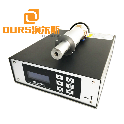 2000W / ultrasound 20KHZ power supply for ultrasonic Spray ultrasonic welding generator with transducer