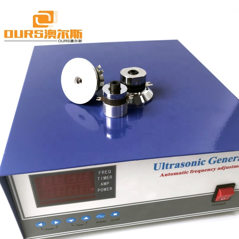 20/28/33/40KHz Micro Frequency Automatic Tracking/Frequency Sweeping Multi-Function Ultrasonic Generator