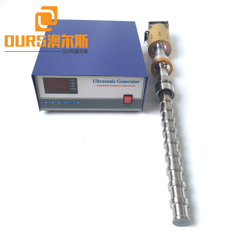 1500W 20KHZ Factory Produced Ultrasonic Titanium Herbal Extraction Machine