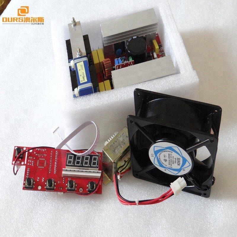300W/80khz/120khz Ultrasonic pcb Generator Circuit for cleaner