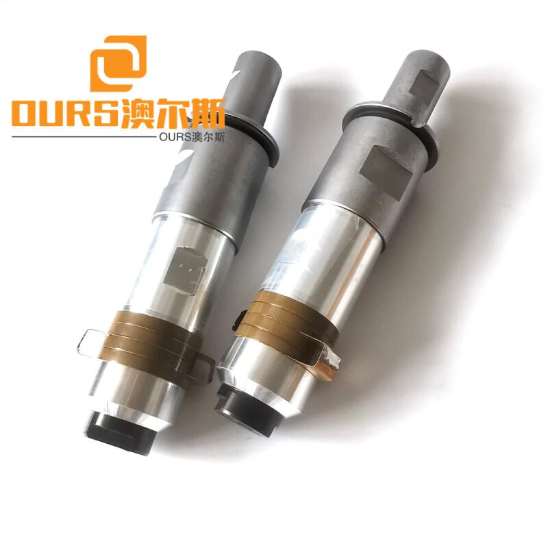 20khz Ultrasonic Welding Transducer for ABS PP Plastic Welding 2000w Mask Welding Machine
