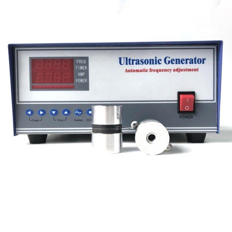 28K 2000W Digital Ultrasonic Cleaning Generator For Industrial Ultrasonic Cleaning Equipment