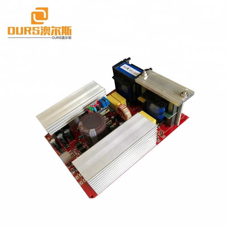 100W Ultrasonic cleaning transducer and ultrasonic driver PCB for cleaning