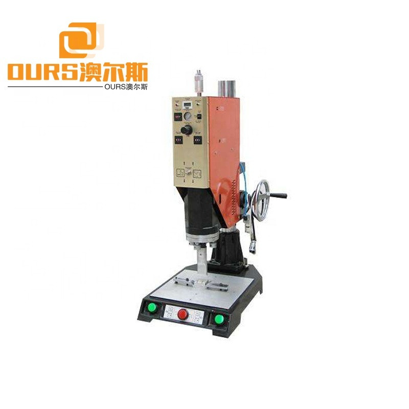 15KHz 1500W-2600W Ultrasonic Welding Machine ABS PP Plastic Welding Equipment For N95 Mask Welding