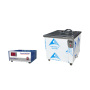 pulse ultrasonic cleaner 28khz 40khz ultrasonic pulse frequency cleaning machine for Industrial Parts and Components cleaning