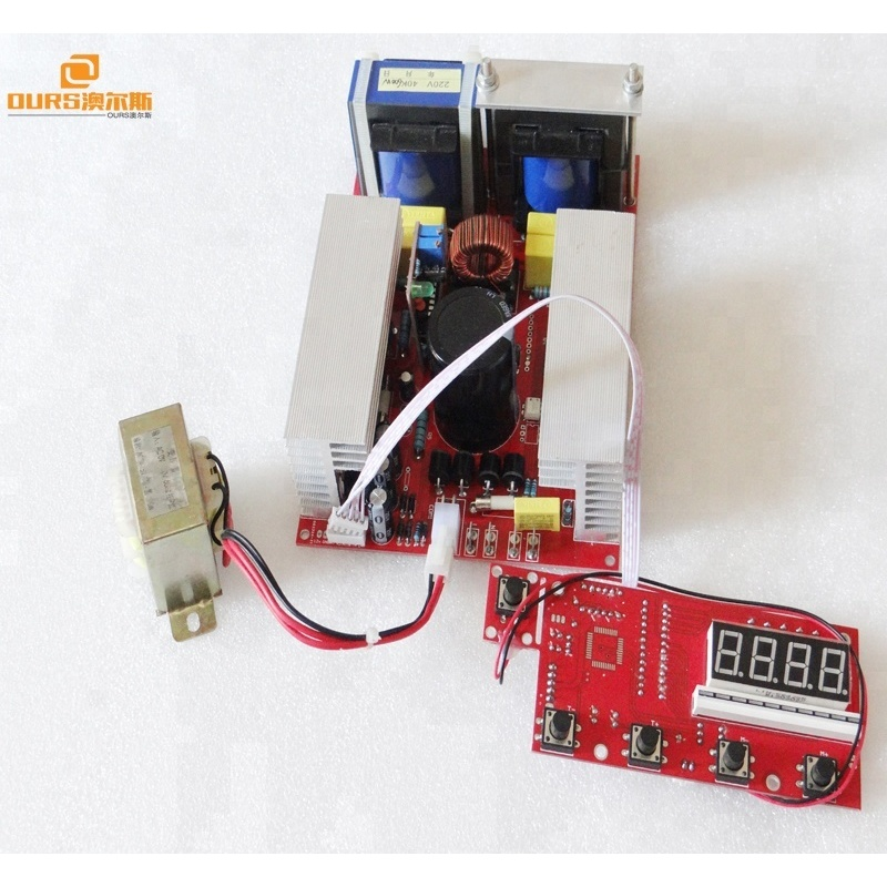 28khz ultrasonic pcb geneator made in China for cleaning/ultrasonic hardwares cleaner